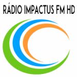 Logo da emissora Rádio Impactus