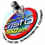 Logo da emissora Radio Revivir En Cristo 1550 AM