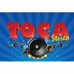 Logo da emissora Radio Toca Stereo 96.1 FM