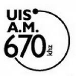 Logo da emissora Radio UIS 670 AM