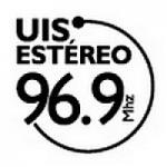 Logo da emissora Radio UIS Estéreo 96.9 FM