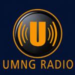 Logo da emissora UMNG Radio Canal Anglo