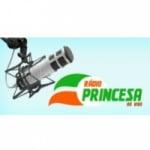 Logo da emissora Princesa FM