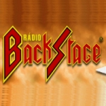 Logo da emissora Rádio Back Stage Classic Rock