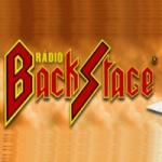 Logo da emissora Rádio Back Stage Heavy
