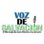 Logo da emissora Radio Voz de Salvación