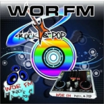Logo da emissora Radio Wor FM Rock & Pop