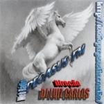 Logo da emissora Rádio Pegasus FM