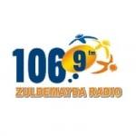 Logo da emissora Radio Zuldemayda Radio 106.9 FM