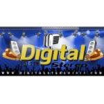 Logo da emissora Radio Digital Stereo 101.3 FM