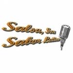 Logo da emissora Radio Salsa Son y Sabor Latino