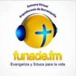 Logo da emissora Radio Funade
