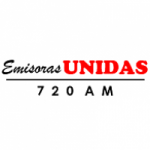 Logo da emissora Radio Emisoras Unidas 720 AM