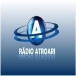 Logo da emissora Rádio Atroari
