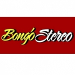 Logo da emissora Radio Bongó Stereo