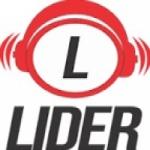 Logo da emissora Líder Web Gospel