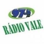 Logo da emissora Rádio Vale 97.5 FM