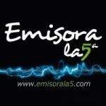 Logo da emissora Radio Emisora La 5