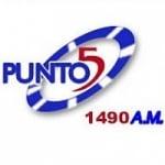 Logo da emissora Radio Emisora Punto 5 1490 AM