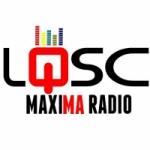 Logo da emissora Radio Lo que Suena en la Calle
