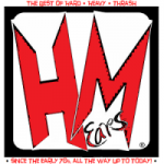Logo da emissora Heavy Metal Ears Radio