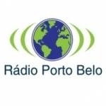 Logo da emissora Rádio Porto Belo FM