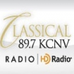 Logo da emissora Radio KCNV 89.7 FM