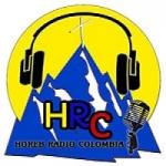 Logo da emissora Horeb Radio Colombia