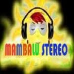 Logo da emissora Radio Mambalú Estéreo