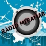 Logo da emissora Rádio Miramar Web