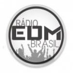 Logo da emissora Rádio EDM Brasil