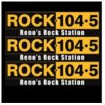 Logo da emissora Radio KDOT 104.5 FM