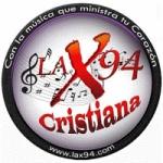 Logo da emissora Radio La X94