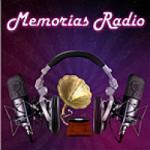 Logo da emissora Radio Memorias FM