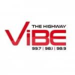 Logo da emissora Radio KHWY 98 FM