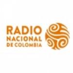 Logo da emissora Radio Nacional de Colombia 550 AM