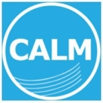 Logo da emissora Calm Radio Native