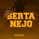 Logo da emissora Hunter FM Sertanejo
