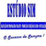 Logo da emissora Rádio Estúdio SIM