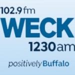 Logo da emissora WECK 1230 AM