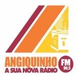 Logo da emissora Rádio Angiquinho 98.5 FM