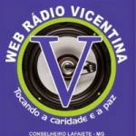Logo da emissora Rádio Nova Vicentina