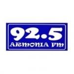 Logo da emissora Radio Armonía 92.5 FM