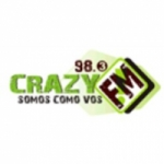 Logo da emissora Radio Crazy FM 98.3 FM