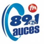 Logo da emissora Radio Cauces FM 89.1 FM