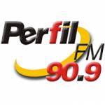 Logo da emissora Radio Perfil 90.9 FM