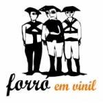 Logo da emissora Forró em Vinil