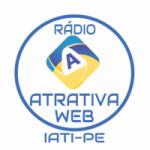 Logo da emissora Rádio Atrativa Web