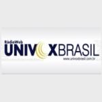 Logo da emissora Univox Brasil
