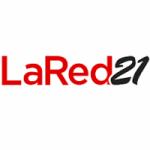 Logo da emissora Radio La Red21 FM Reggae